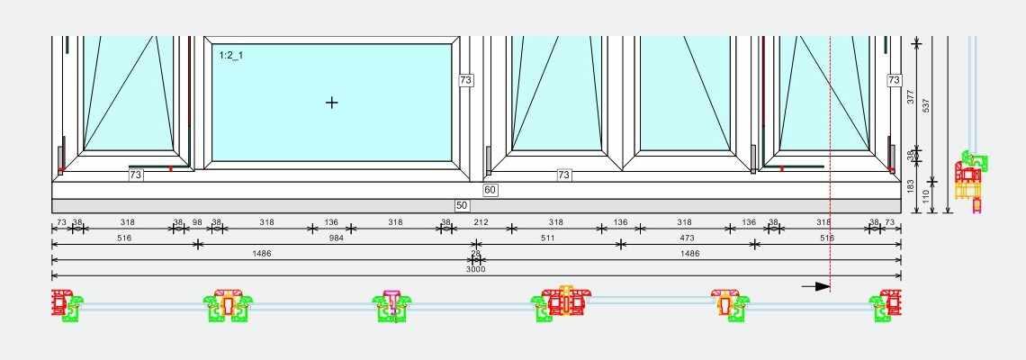 Fenster Konfigurator Software Kostenlos ~ ERP Software für Fensterbau und Fensterhandel